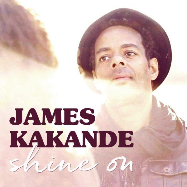 JamesKakande_ShineOn_Cover