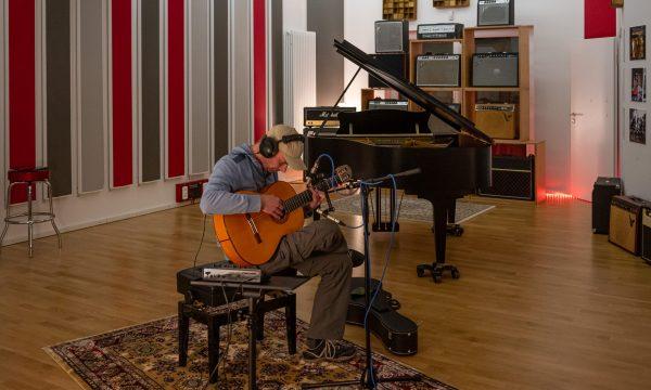 Studioaufnahmen