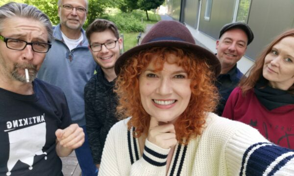 Die Gang (Foto Isabel Nolte)